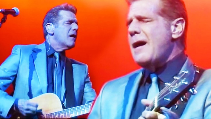 "Glenn Frey Performs 2012 ""Tequila Sunrise"" That Will Leave You In Tears 
