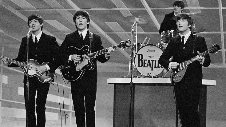 "a history of the beatles and beatlemania Fifty years ago this month, the beatles played one of their biggest concerts yet,  prompting journalists to cover ""beatlemania"" for the first time."