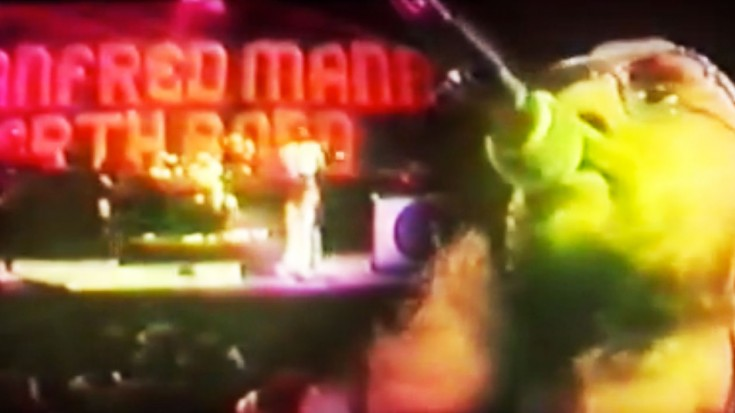 """Manfred Mann's Live '76 """"Spirits In The Night"""" Set Is Midnight Special GOLD 