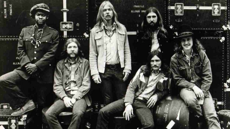 Allman Brothers Band Detail New 'Fillmore West 1971' Live ...
