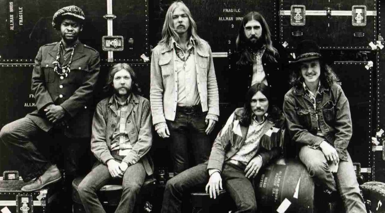 The Allman Brothers Band - Stormy Monday ( At Fillmore East, 1971 )