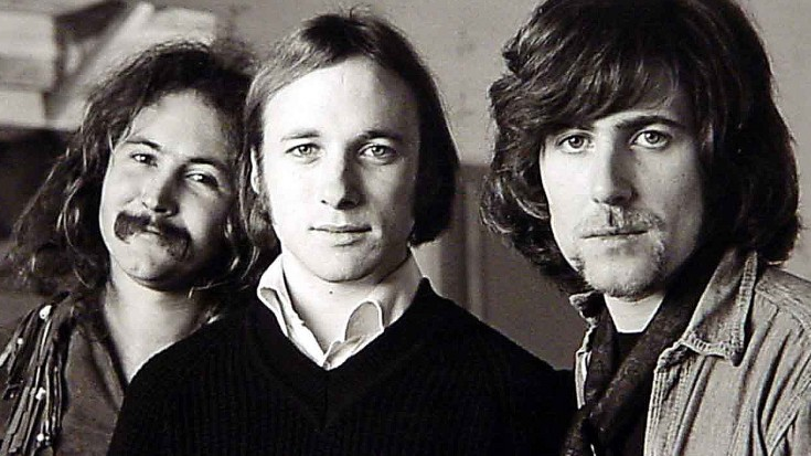 """Graham Nash On CSN Split: """"David Has Ripped The Heart Out Of Crosby, Stills, Nash & Young.""""   Society Of Rock Videos"""