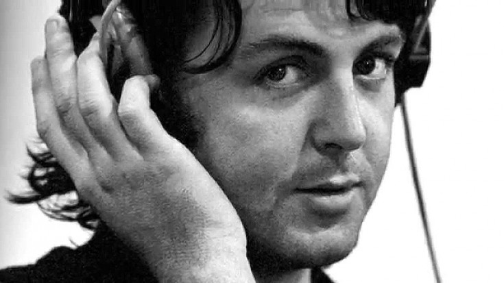 "EXCLUSIVE: Hear Paul McCartney's Original Vocal Take From The Beatles' ""Oh! Darling"" 