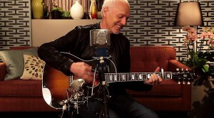 """EXCLUSIVE: Rock Legend Peter Frampton Joins Team Coco For Acoustic """"Peggy Sue"""""""