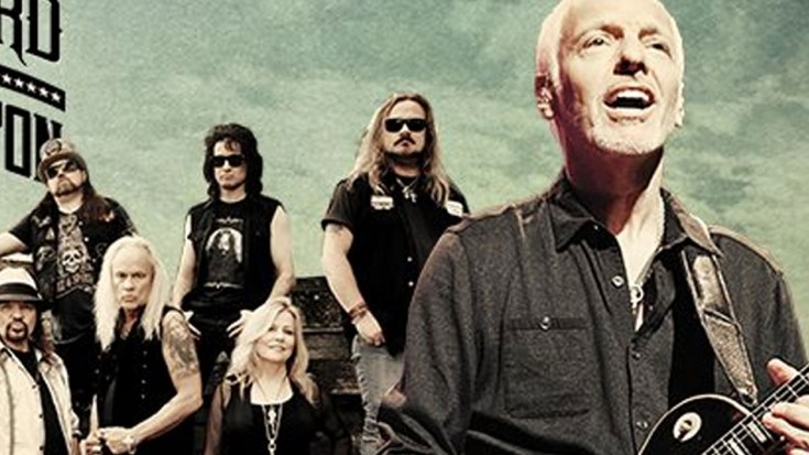 Lynyrd Skynyrd And Peter Frampton Make HUGE Announcement | Society Of Rock Videos