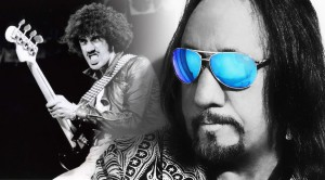 """EXCLUSIVE: Hear Ace Frehley's Thundering Take On Thin Lizzy's Epic """"Emerald"""""""