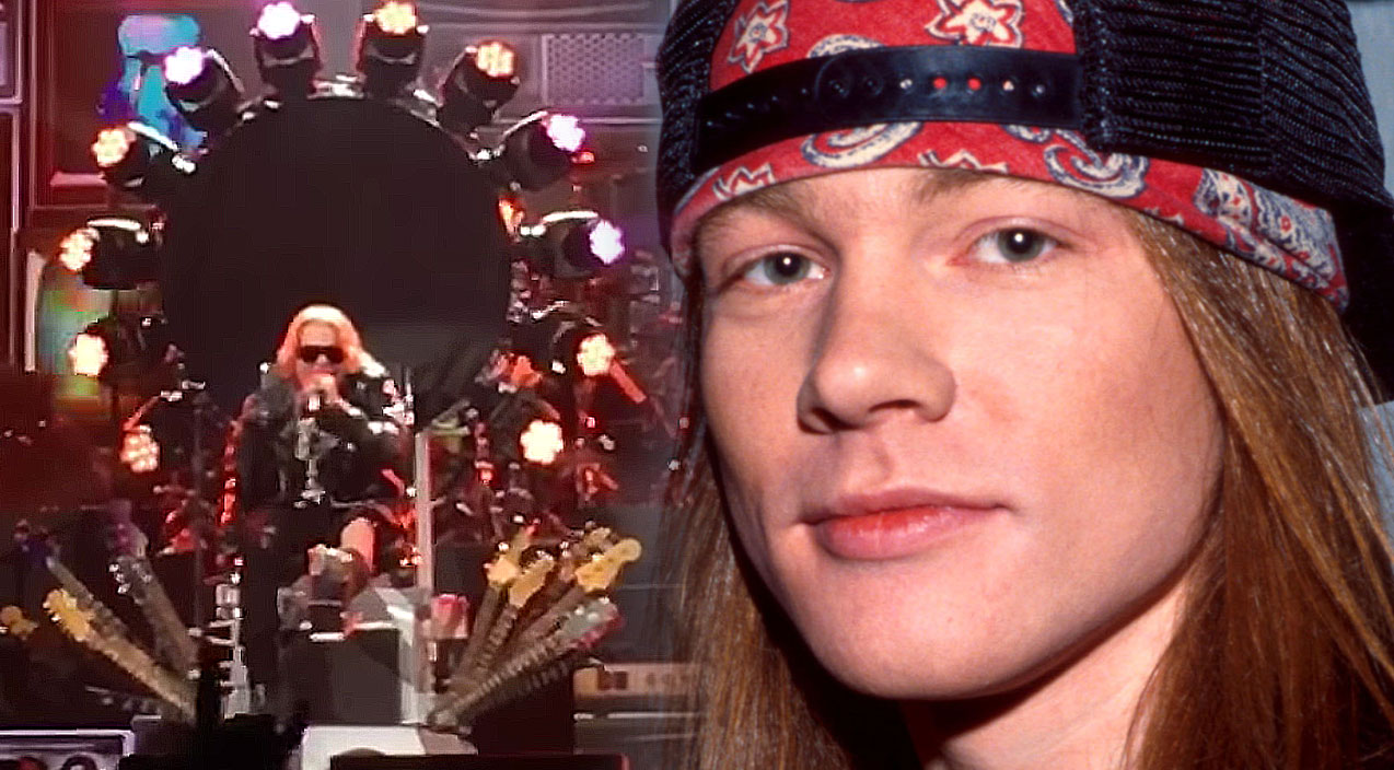 axl rose reveals which rocker came to his rescue hours