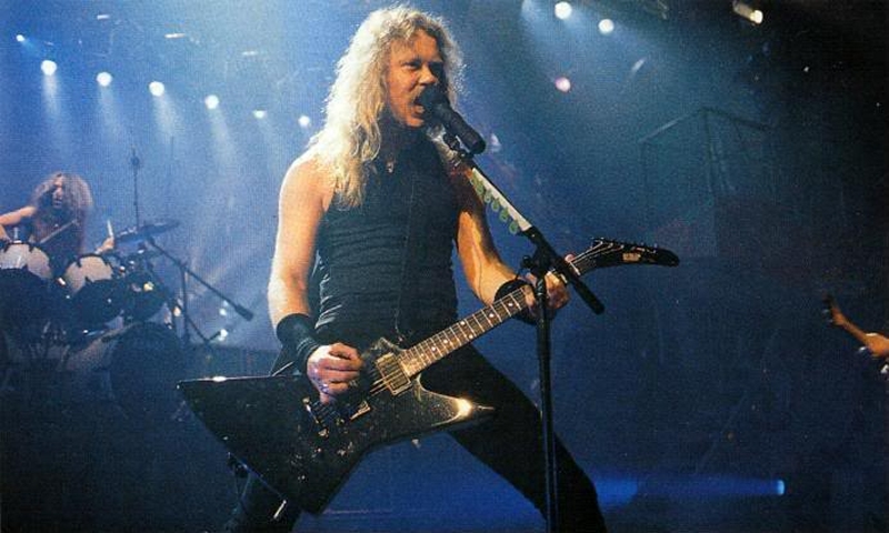 You Wouldn't Believe WHO Almost Became Metallica's ...