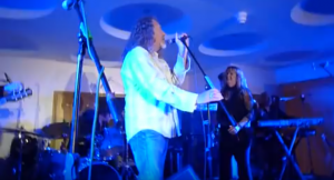 Robert Plant Crashes Band's Show – And It's Awesome