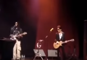 Prince Crashes Concert, Blows Everyone Away With His Guitar Solo