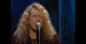 This Acoustic Live Version Of 'Rain Song' By Robert Plant And Jimmy Page Is OTHERWORLDLY