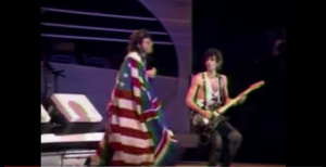 Fan Crashes Stage And Heads To Mick Jagger, Keith Richards Stops Him With WHAT?