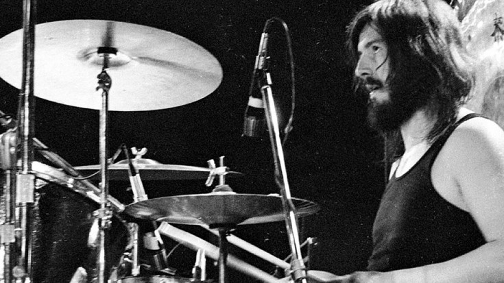 john bonham�s studio drum outtakes are the coolest things