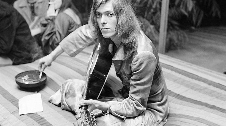 """Hear David Bowie's """"Space Oddity"""" Demo Before It Took Flight As His Signature Song 