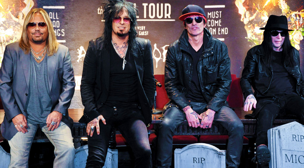"""We Never Even Said Goodbye"": Mötley Crüe Member Calls Out ..."