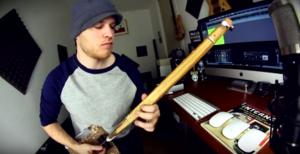 Rob Scallon Plays Megadeth On Shovel – It's Unbelievable