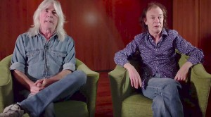 AC/DC's Angus Young + Cliff Williams Reveal Their Favorite Part Of Touring With Axl Rose