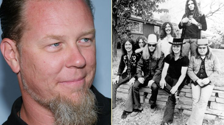 For Metallica's James Hetfield, This Lynyrd Skynyrd Classic Hits Home Like No Other Song Can | Society Of Rock Videos