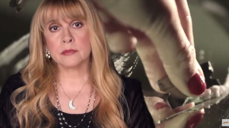Stevie Nicks Comes Clean About Cocaine Addiction You Can