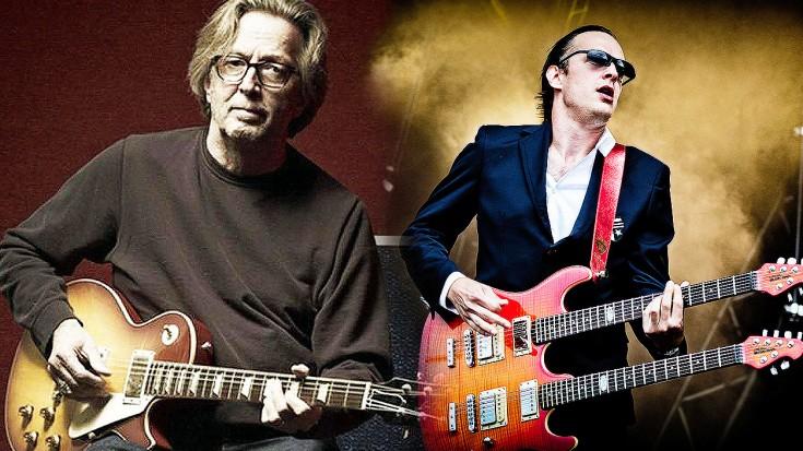 You'll Be SHOCKED At Where Joe Bonamassa Found Clapton's Stolen Original 'Beano' Guitar | Society Of Rock Videos
