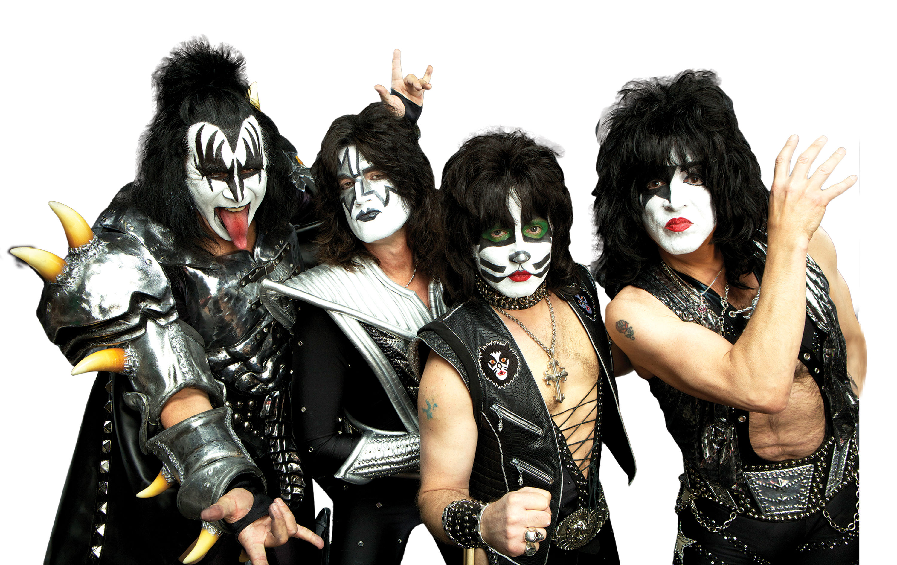 Kiss Rock Band