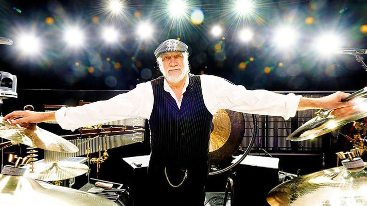 Mick Fleetwood Just Dropped Some AWESOME News- It's About Time! | Society Of Rock Videos