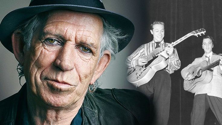 Keith Richards Opens Up About The Man Who Inspired Him To Pick Up A Guitar | Society Of Rock Videos