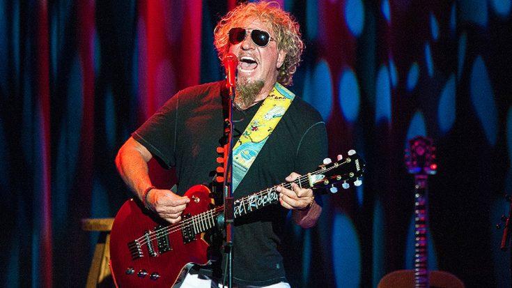 Former Van Halen Singer Sammy Hagar Makes HUGE Donation To Children's Hospital! | Society Of Rock Videos
