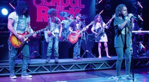 SURPRISE: Slash Crashes 'School Of Rock' Rehearsal!