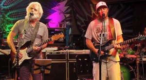 Bob Weir And Slightly Stoopid Share Groovy Jam Session To 'Franklin's Tower'