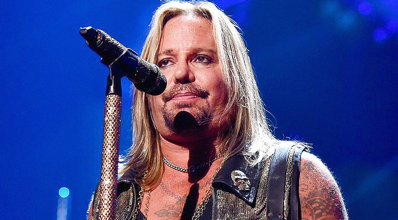 Things Go From Bad To Worse For Vince Neil Society Of Rock