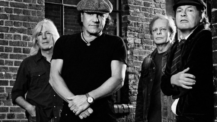 HEARTBREAKING News For AC/DC Fans- The Inevitable Has Happened   Society Of Rock Videos