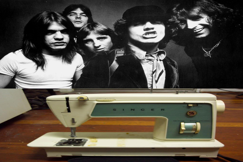 ac dc sewing machine