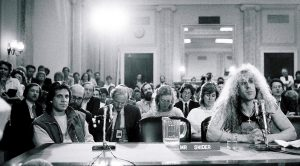 In 1985, Dee Snider Testified In Front Of Congress And Stunned Everyone In The Building