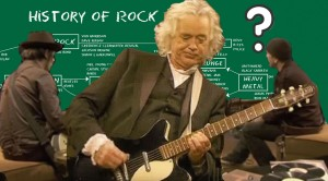"Jimmy Page Schools 2 Other Rockstar Guitarists On How To Play ""Kashmir"""