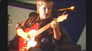 Caught On Camera: 12-Year-Old Joe Bonamassa Opens For Blues Legend BB King