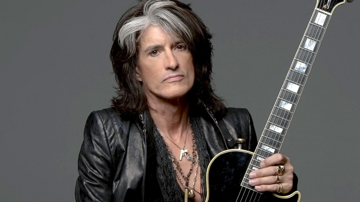 UPDATE: Cause Of Joe Perry's Onstage Collapse Revealed | Society Of Rock Videos