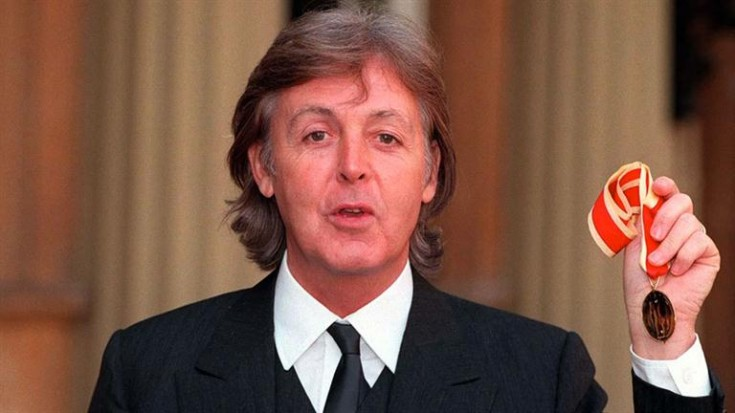 This Legendary Paul McCartney Song Turns 41 Today!   Society Of Rock Videos