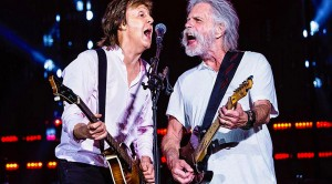 Rock Legends Paul McCartney And Bob Weir Team Up For An Explosive Take On A Beatles Classic