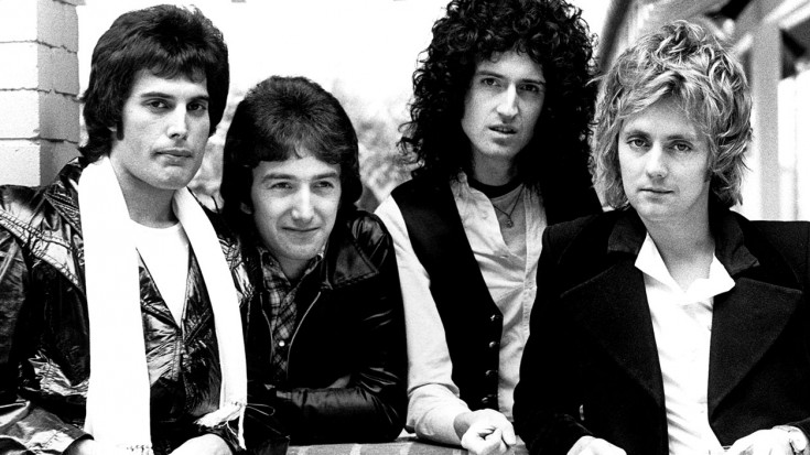 This Queen Album Just Became The UK's Highest Selling Album – EVER   Society Of Rock Videos