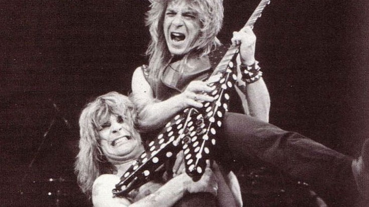 We Just Found This Lost Randy Rhoads Live Footage, And It's Beyond Incredible | Society Of Rock Videos