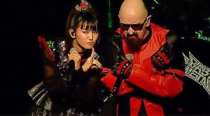 Judas Priest's Rob Halford Jams With 3 Little Girls, And Has The Time Of His LIFE!