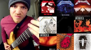 This Guy Attempts To Play EVERY Metallica Song Ever And What Happens Next Is Amazing!
