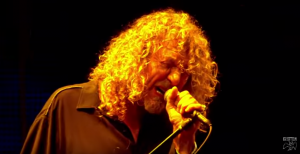 "Robert Plant & Jimmy Page Reunite To Play ""Kashmir"" – For 1 Night Only"