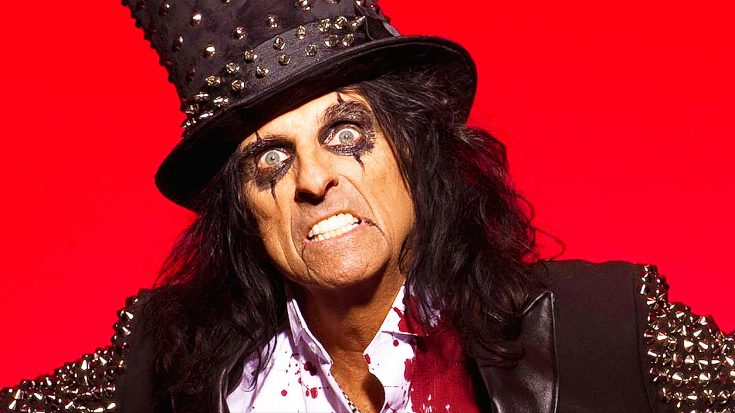 "Can't Make A Decision This ""Election""? Alice Cooper Is Your Man! 