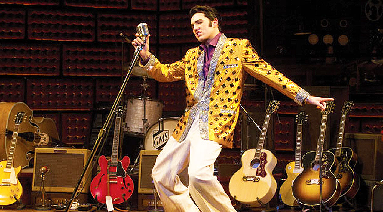 In Honor Of Elvis, Here Are Our Top 5 GIFs Of 'The King ...