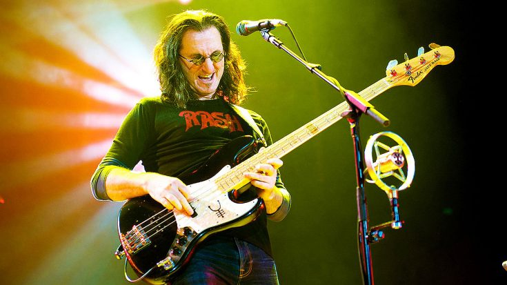 "Geddy Lee's Isolated Bass Track On ""YYZ"" Proves His Skill Is Impecable 