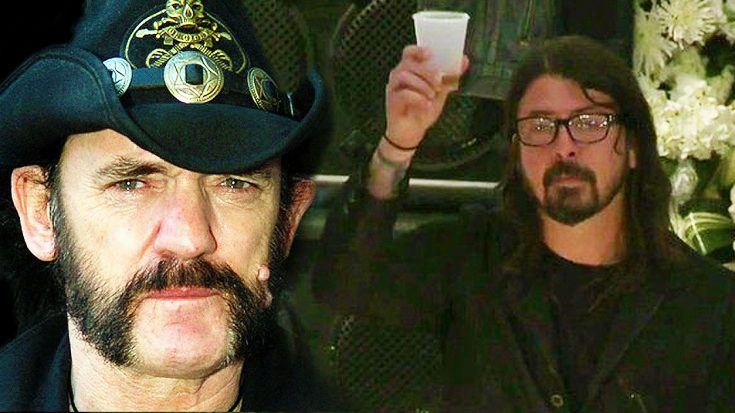 Dave Grohl's Beautiful, Yet HEARTBREAKING Eulogy At Lemmy's Memorial Service | Society Of Rock Videos