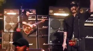 This Footage Of Lemmy Having to Cut One of His Concerts Short Is Tough To Watch