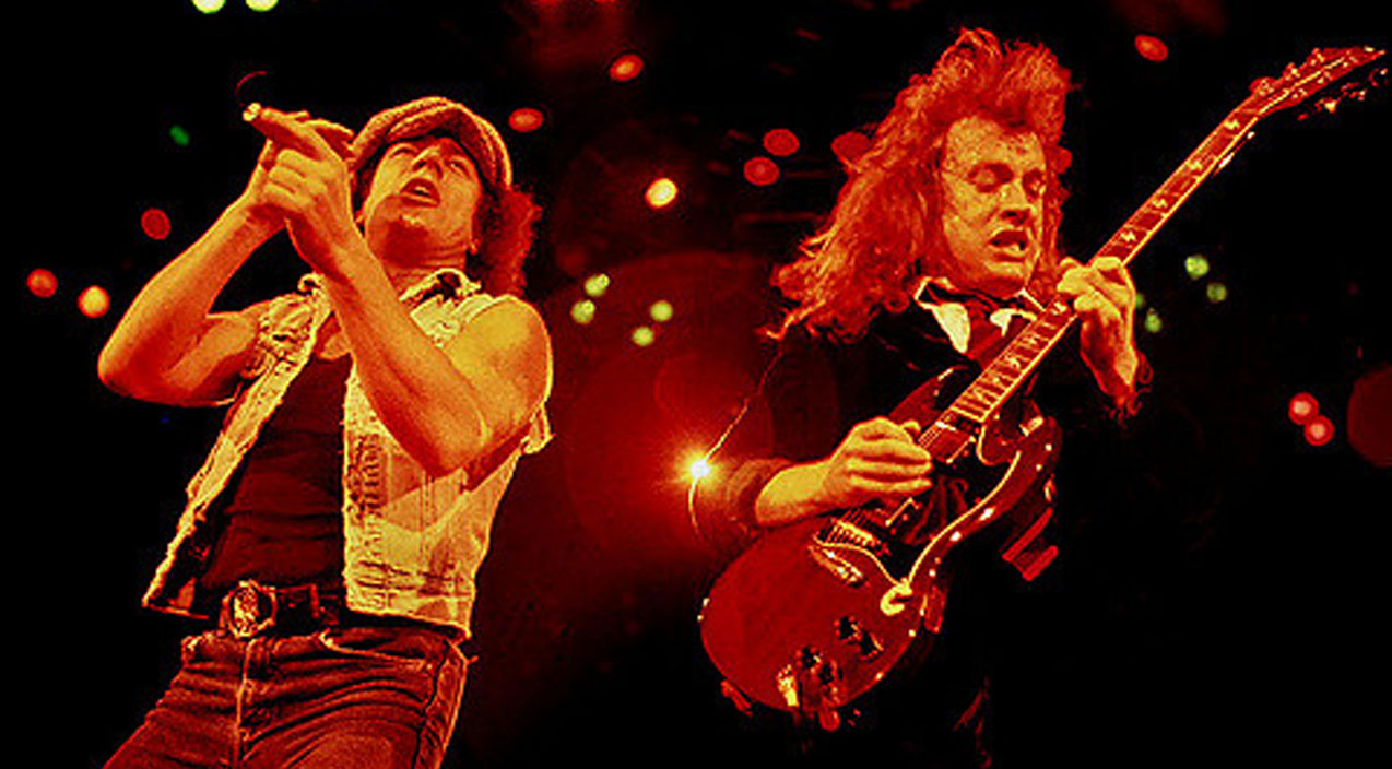 Rare Footage Of 1986 AC/DC Concert Has Just Been ...